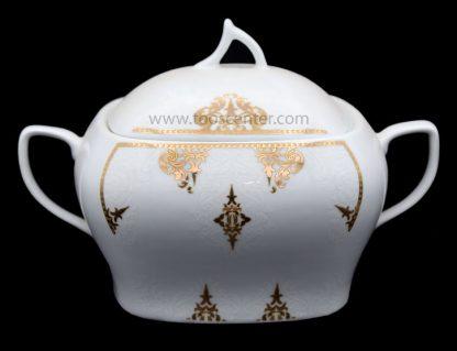 چینی توس ، توس چینی ، چینی استخوانی ، چینی مدل الیزابت ، چینی جهیزیه ، جهیزیه عروس ، سرویس چینی
